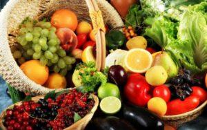 Влияние продуктов на PH крови