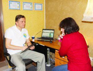 Лечение женских заболеваний, бесплодия в Запорожье. Висцеральная терапия.