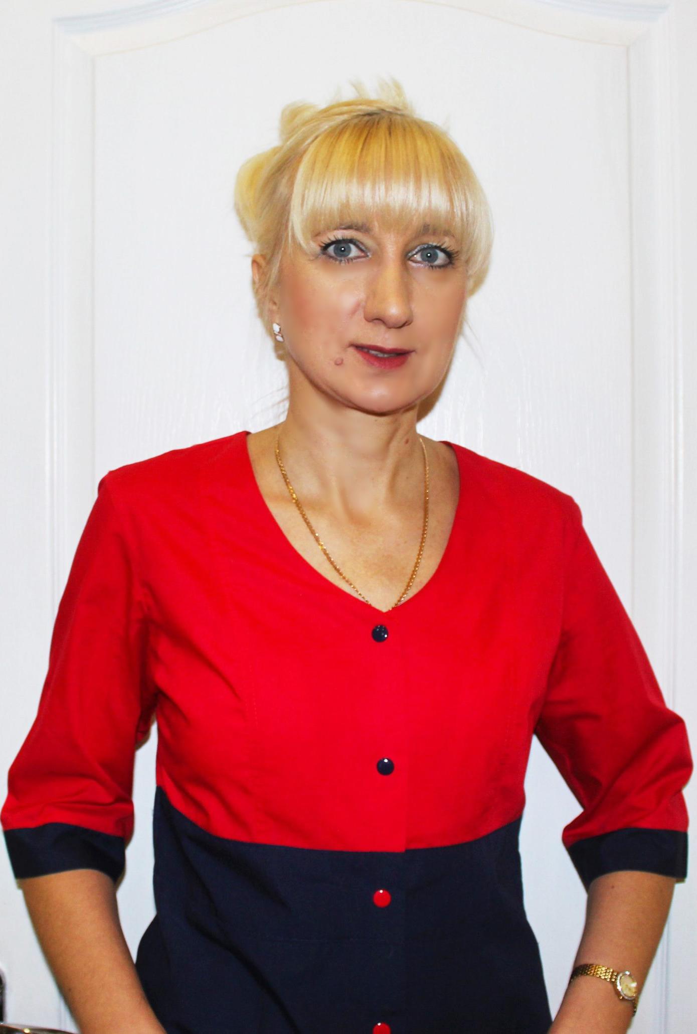 Висцеральный остеопат Центра Грефи Васильченко Лия Владимировна