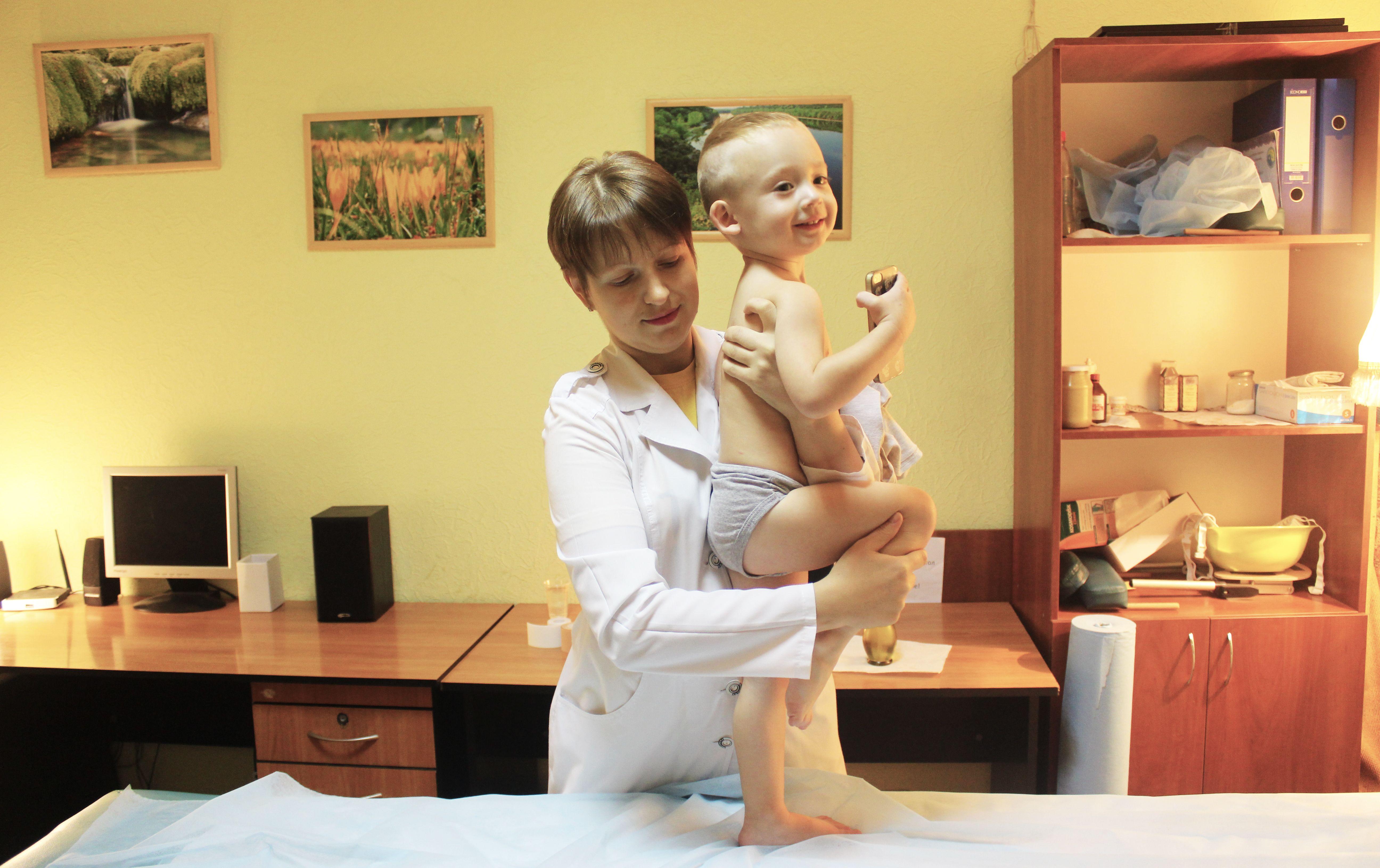 Детское здоровье — программа восстановления школьников и дошколят.